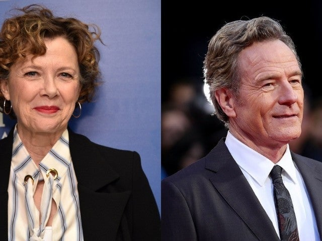 Bryan Cranston and Annette Bening Teaming up for Paramount+ Movie