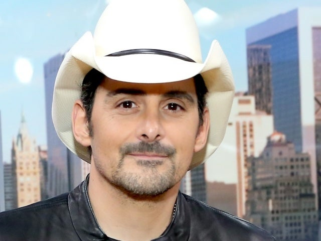 Brad Paisley Says Getting the COVID-19 Vaccine Is the 'Patriotic Thing'