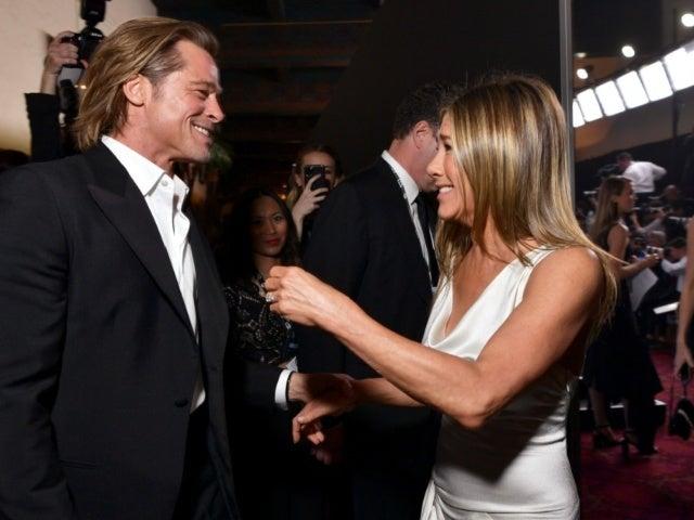 Jennifer Aniston Tells What It Was Like Reuniting With Ex-Husband Brad Pitt Last Year