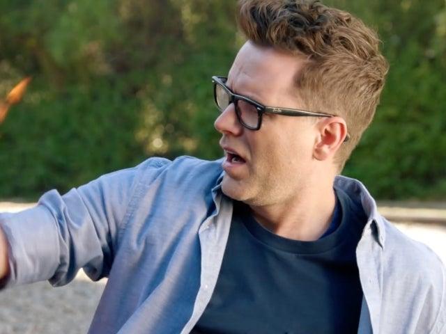 Bobby Bones Gets Set on Fire in Wild Exclusive Sneak Peek for 'Breaking Bobby Bones'