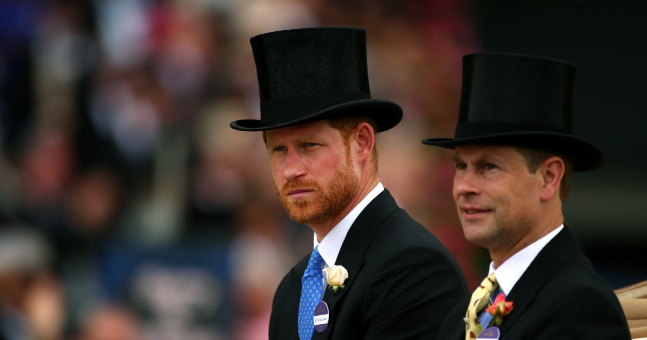 Prince Edward Speaks out on Prince Harry's Rift From Royal Family.jpg