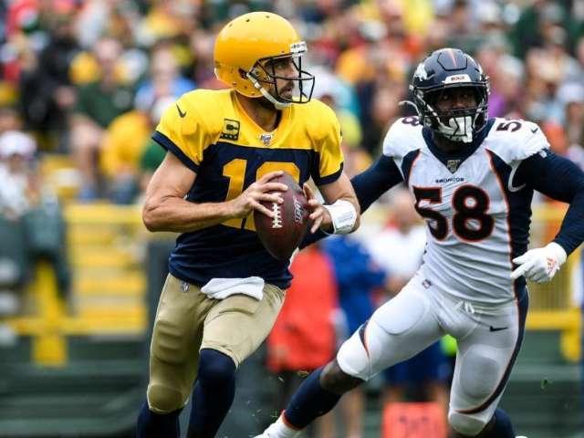 Broncos' Von Miller Responds to Aaron Rodgers Trade Rumors