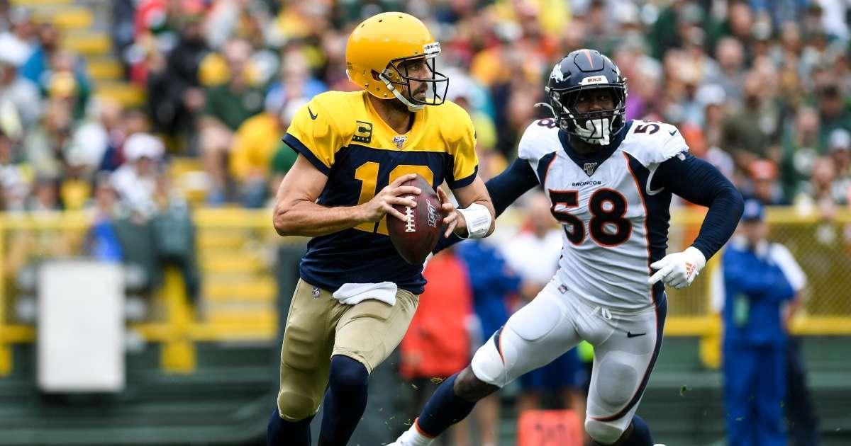 Broncos' Von Miller responds Aaron Rodgers trade rumors