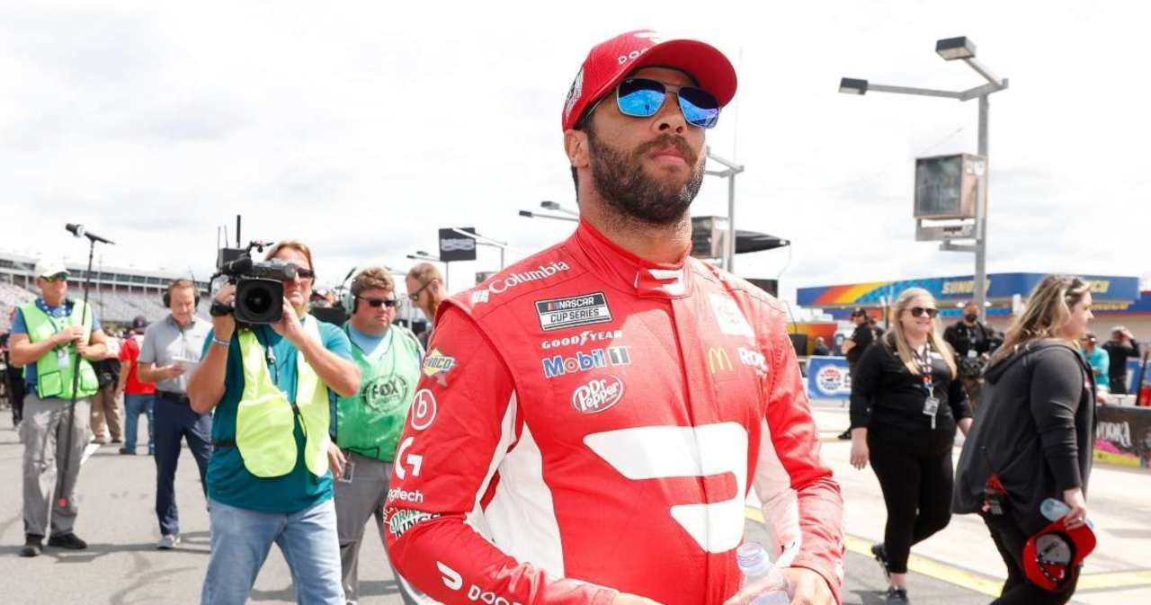 Bubba Wallace Grades His Performance During First Season With 23XI Racing (Exclusive).jpg