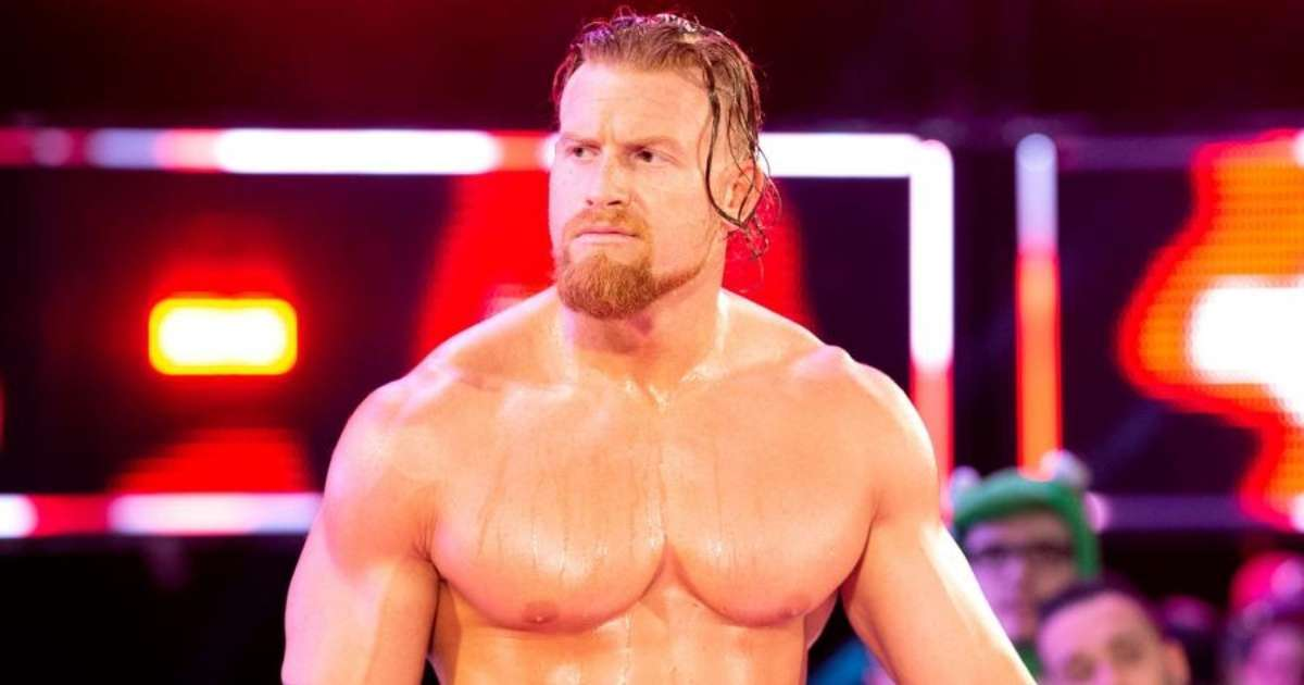 Buddy Murphy touches WWE frustrations after release
