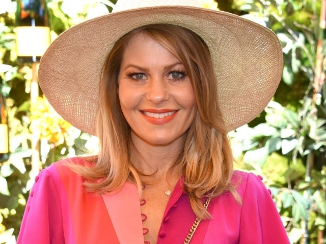 Candace Cameron Bure Reveals Rare Photo of Dad on Father's Day