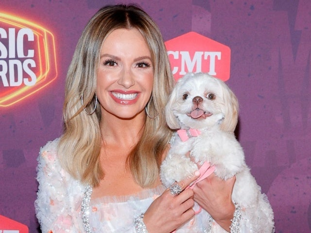 Carly Pearce Brings Her Dog as Her Date to 2021 CMT Music Awards