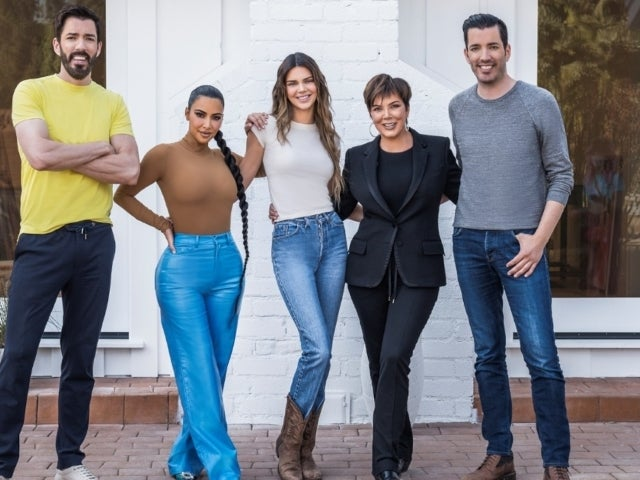 Drew and Jonathan Scott Help Kris Jenner Give Dream Home Makeover in 'Celebrity IOU' Sneak Peek