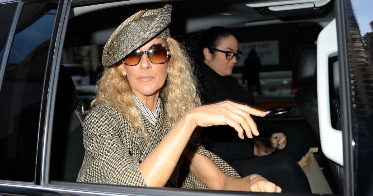 Celine Dion responds after Vegas Golden Knights toll Montreal Canadiens photo
