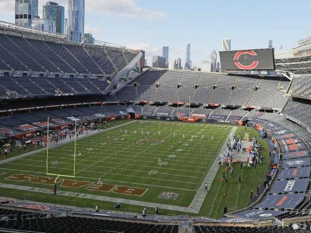Chicago Bears Looking to Possibly Move, Place Bid on New Location