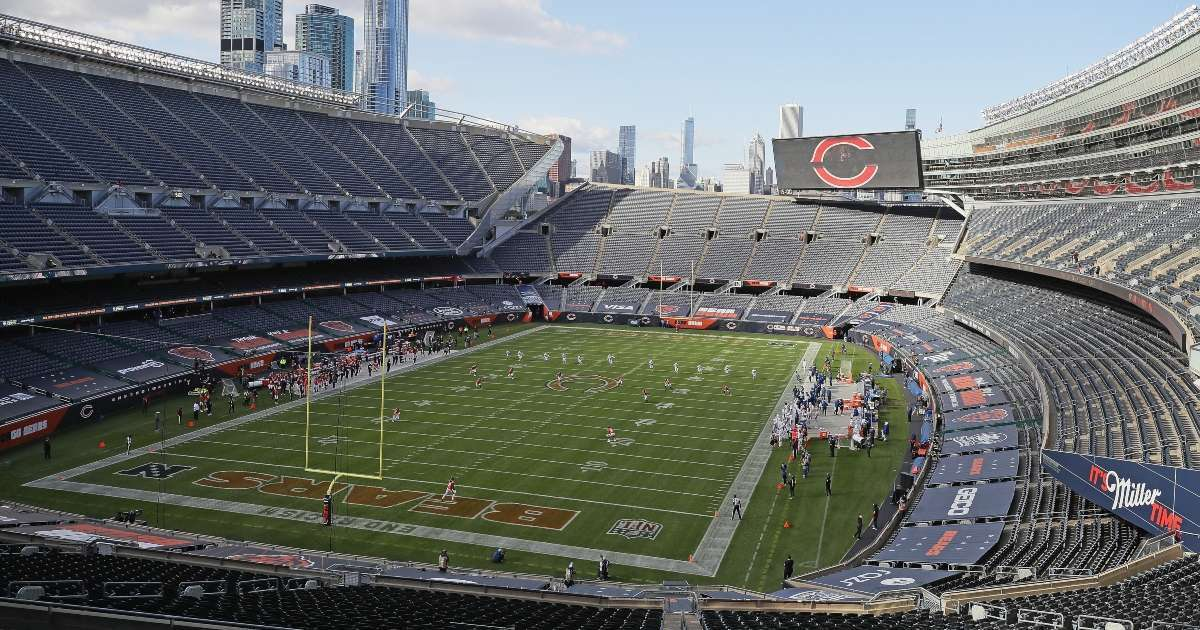 Chicago Bears looking move place big new location
