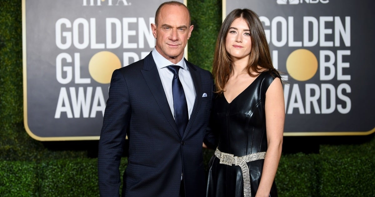 christopher meloni sophia daughter getty images