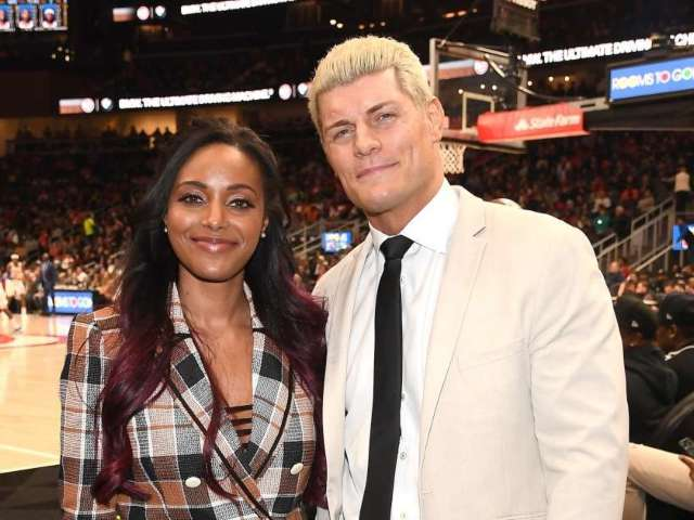Cody Rhodes and Wife Brandi Welcome First Child Together