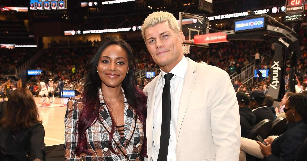 Cody Rhodes wife Brandi welcome first child together