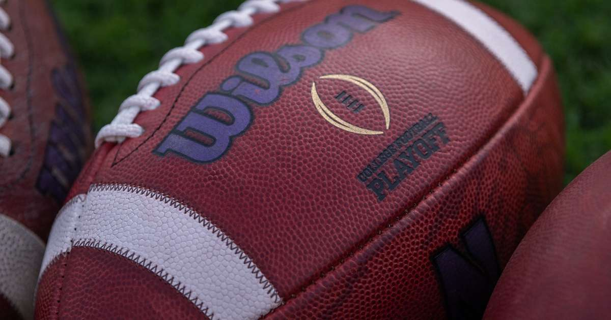 College Football playoff expansion 12 teams lights up social media