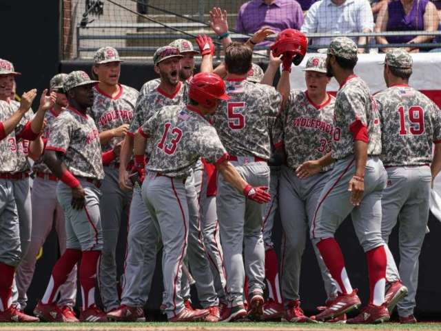 College World Series Fans Angry After NC State Is Forced out of Tournament