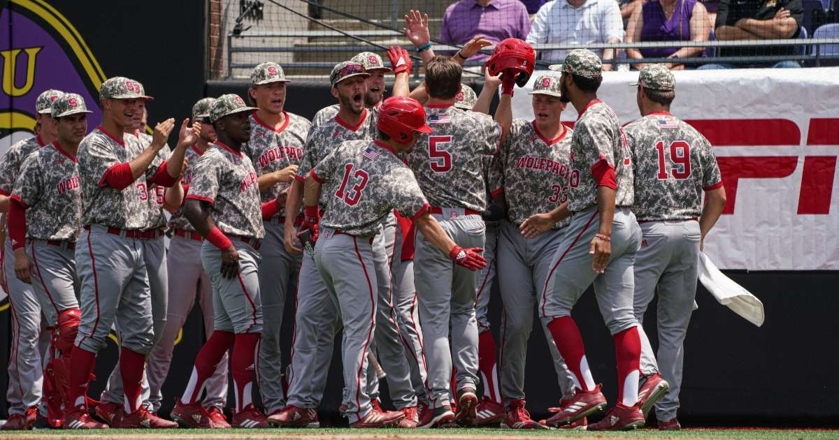 College World Series fans angry NC State forced out tournament