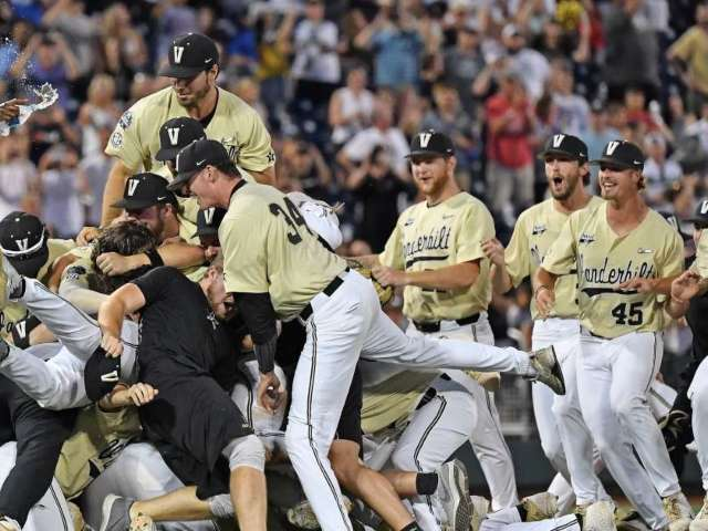 College World Series Finals 2021: Time, Channel and How to Watch Vanderbilt vs. Mississippi State