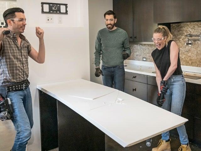 LeAnn Rimes Surprises Longtime Friend With Property Brothers in Emotional 'Celebrity IOU' Sneak Peek