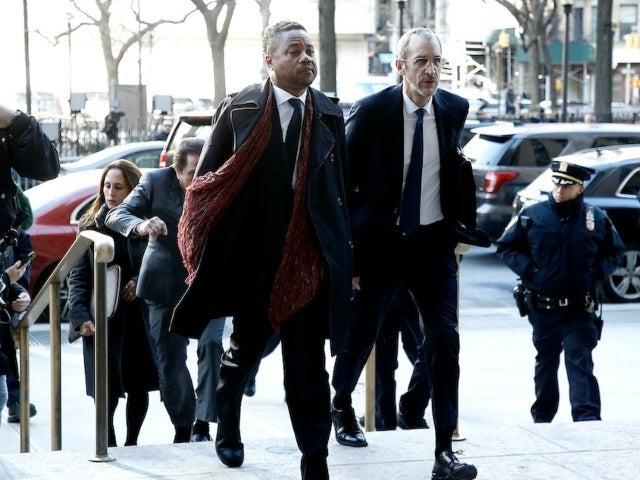 Cuba Gooding Jr. Accuser Reaches Judgment in Groping Trial