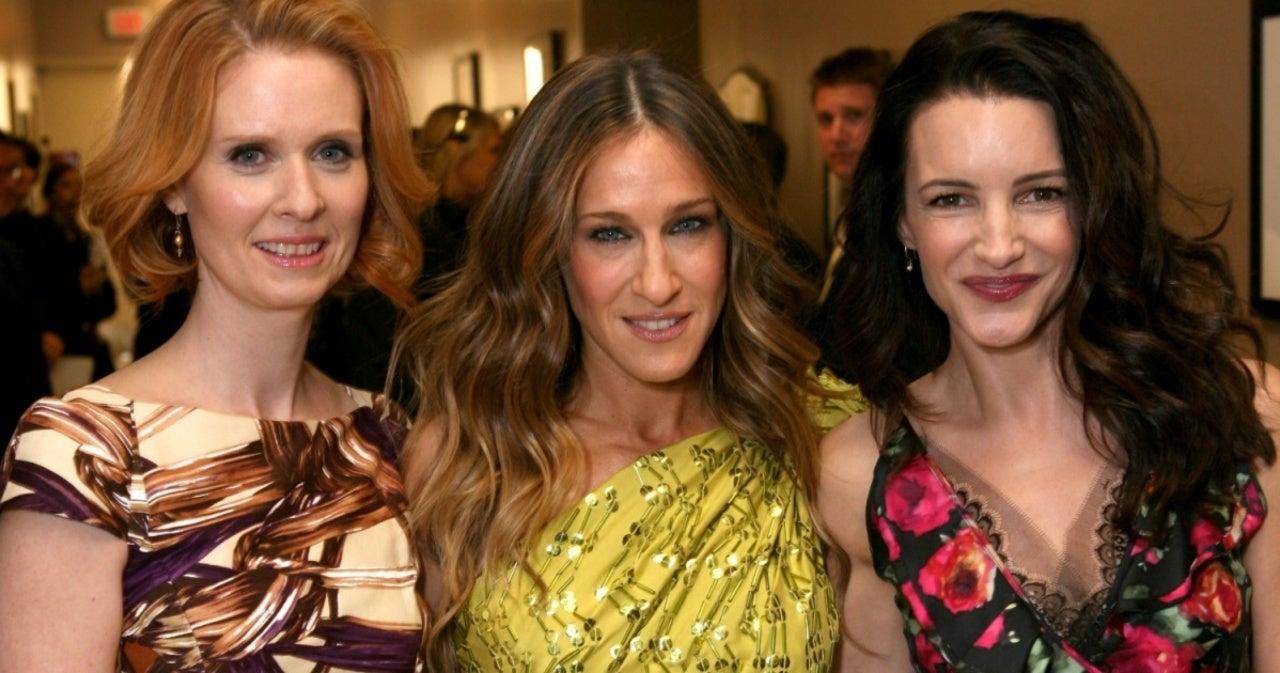 Sarah Jessica Parker Posts 'Sex and The City' Reunited Snapshot With Co-Stars Kristin Davis and Cynthia Nixon.jpg