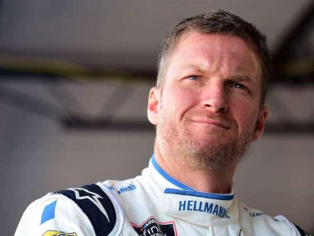 Dale Earnhardt Jr. Admits He's 'Terrified' of NASCAR Event