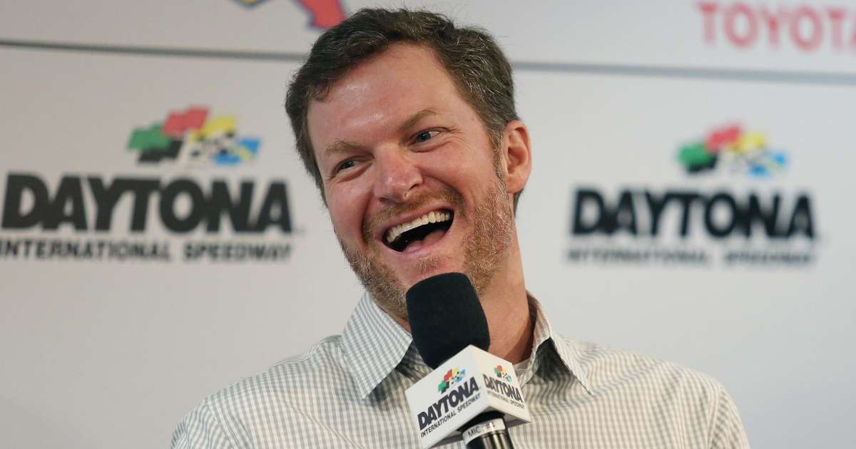 Dale Earnhardt Jr teases Lost Speedways better quality show