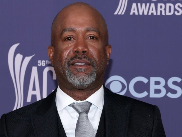 Darius Rucker Wanted to 'Be on the Bottom Rung' When He Started as a Country Artist