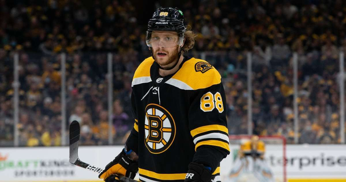 David Pastrnak NHL player reveals newborn son died