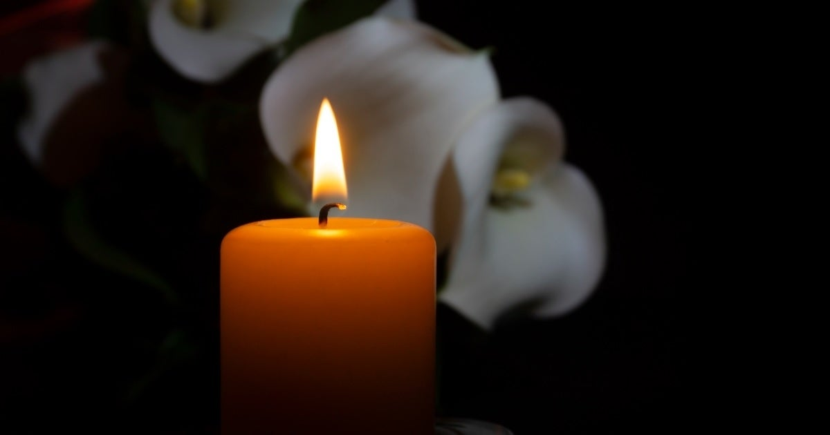 death candle getty images