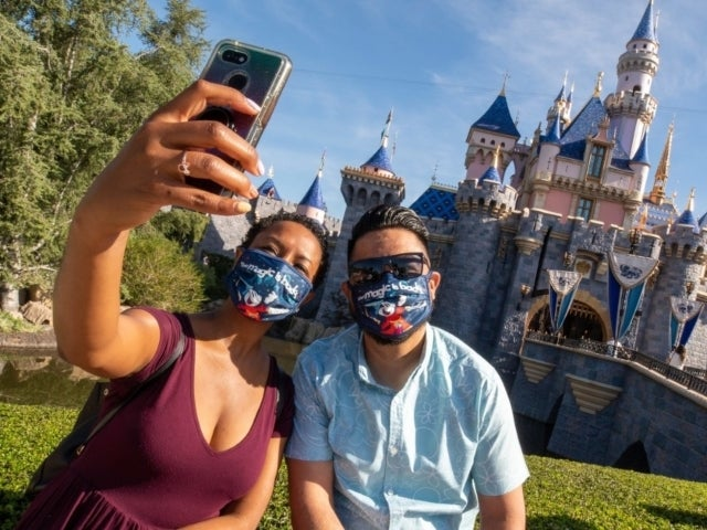 Disneyland Reopening Prices Include $100 Sandwich, $800 Rooms