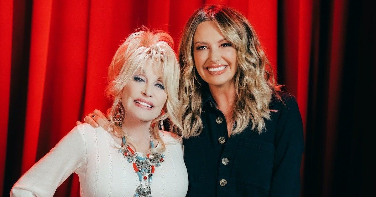 Dolly & Carly Pearce Alexa Campbell