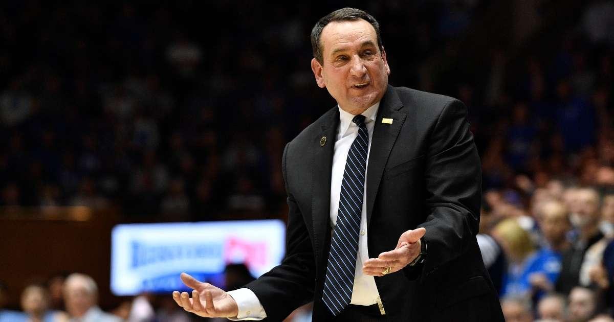 Duke Basketball coach Mike Krzyzewski to make big career announcement