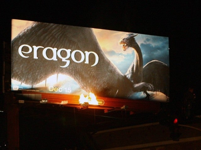 'Eragon' Author Speaks out on Movie Remake Demands From Fans