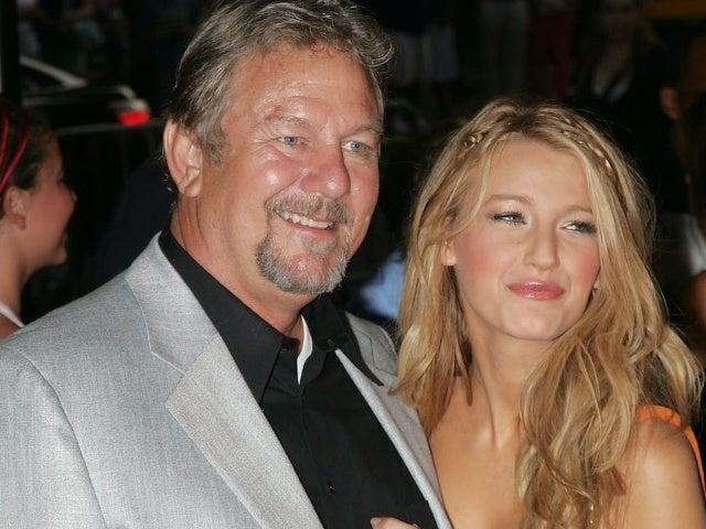Blake Lively's Dad Ernie Dead at 74