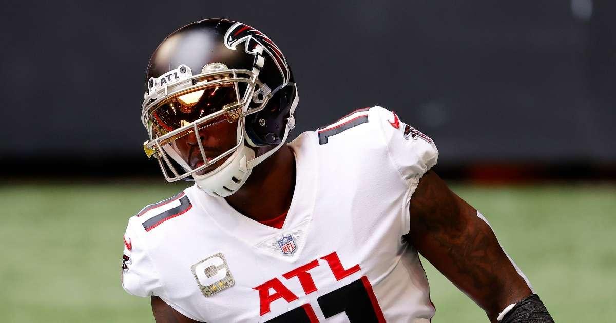 Falcons trade Julio Jones