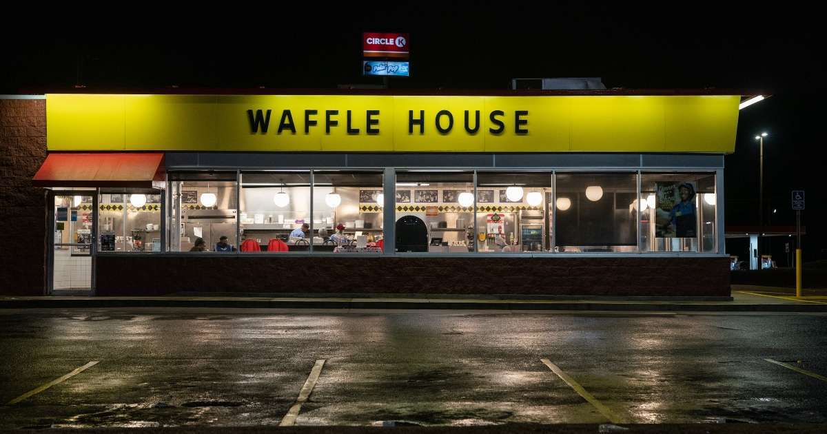 Fantasy football loser spends nearly 24 hours Waffle House