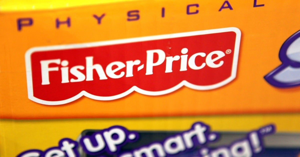 fisher-price logo getty images