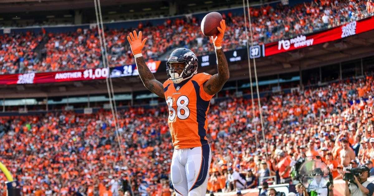 Former Denver Broncos pro bowl wide receiver Demaryius Thomas announces retirement NFL