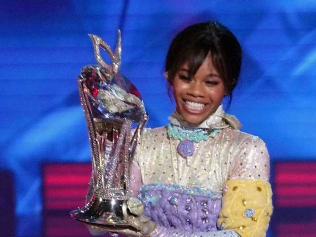 Gabby Douglas Details Her 'Different' Experience Winning 'The Masked Dancer' (Exclusive)