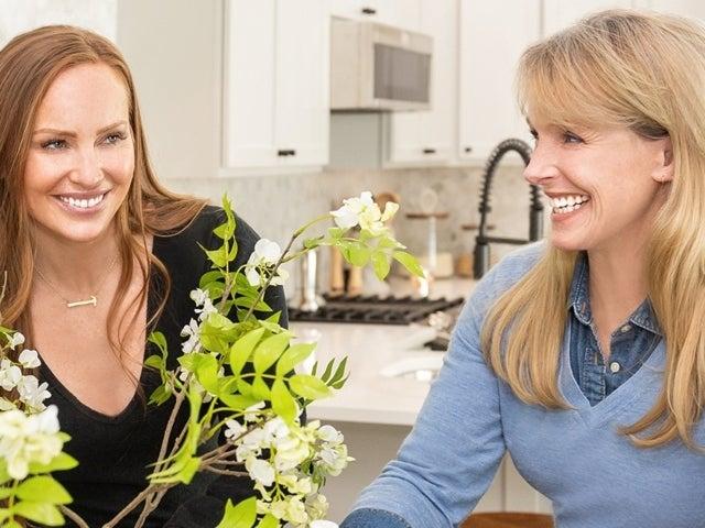 'Good Bones' Stars Mina Starsiak Hawk, Karen E Laine on Handling Social Media Trolls (Exclusive)