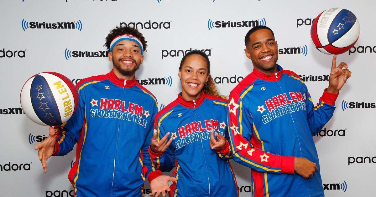 Harlem Globetrotters NBA special request