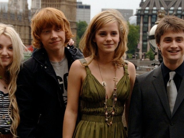 'Harry Potter' Star Talks Feeling 'Intimated' by Daniel Radcliffe, Emma Watson and Rupert Grint