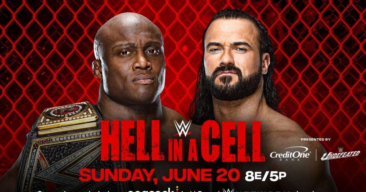 Hell in a Cell 2021 Time Channel How to Watch