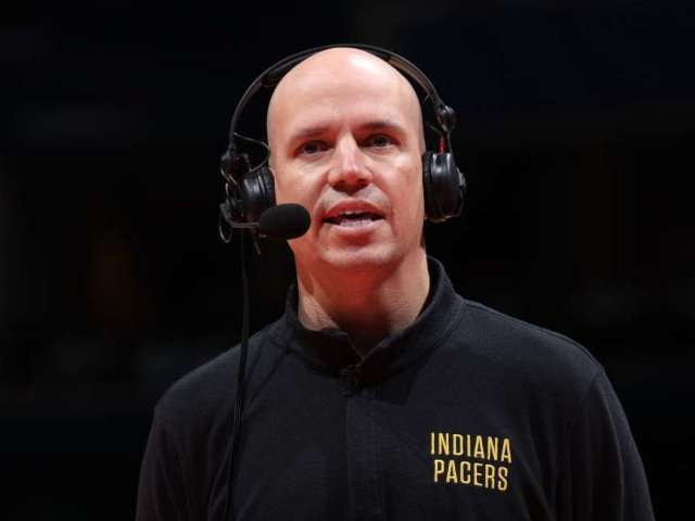 Indiana Pacers Coach Fired After 1 Season