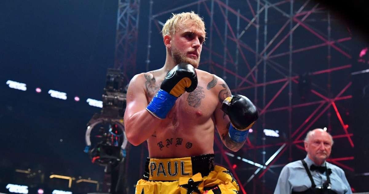 Jake Paul fight former UFC Champion next boxing match