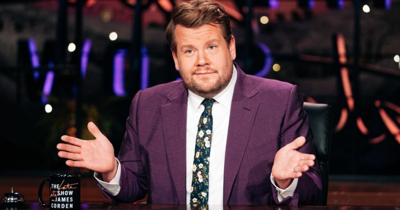 James Corden Stirs Controversy With Offensive Segment on The Heels of 'Friends' Reunion Backlash.jpg