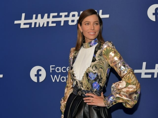Jessica Biel Has Fun Response to Claim She Can't Be Believable in This Film Genre