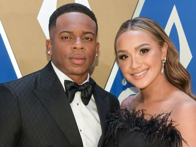 Jimmie Allen and Alexis Gale Secretly Got Married in 2020