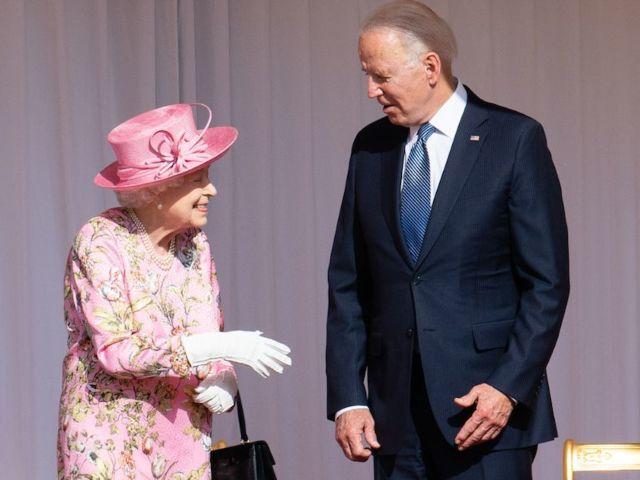 President Joe Biden Might Have Broken Royal Protocol With Queen Elizabeth